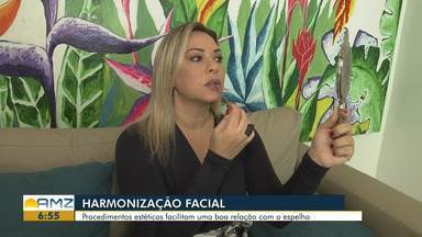 Roraimenses investem na harmonização facial - Procura pelo serviço estético tem aumentado em Boa Vista.