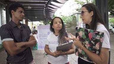 Projeto Psicólogos nos Bairros promove acolhimento gratuito nas ruas de Salvador - Projeto Psicólogos nos Bairros promove acolhimento gratuito nas ruas de Salvador