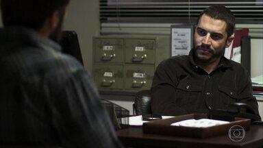 Camilo afirma a Rael que reconquistará Vivi - Investigador pede o endereço da família de Chiclete no Espírito Santo