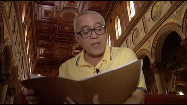 jornalista João Carlos Pereira revela curiosidades da história do Círio de Nazaré em livro - jornalista João Carlos Pereira revela curiosidades da história do Círio de Nazaré em livro
