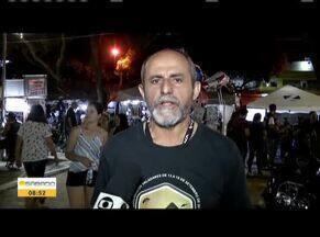 Motofest acontece em Valadares neste fim de semana - A 17ª edição do evento começou nesta última sexta (13).
