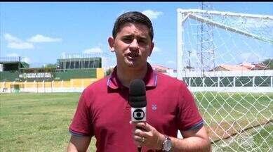 Oeirense enfrenta o Picos pela Série B e a partida vale a liderança da competição - Oeirense enfrenta o Picos pela Série B e a partida vale a liderança da competição