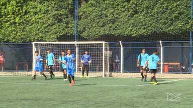 Grêmio vence o Vinhais pelo Campeonato Maranhense sub-15 em São Luís - 15 equipes participaram da competição.