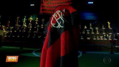 Pelé no Flamengo? Rei do futebol enfrentou o Atlético-MG vestindo a camisa rubro-negra - Pelé no Flamengo? Rei do futebol enfrentou o Atlético-MG vestindo a camisa rubro-negra