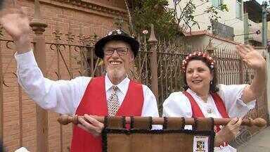 Deutsches Fest - Bloco 1 - Confira a historia dos imigrantes alemães em Juiz de Fora.