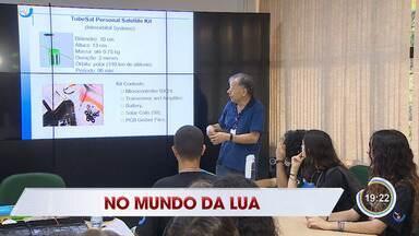 Estudantes do Ensino Médio participam de curso do Inpe - Confira a reportagem.