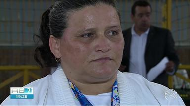 270 competidores participam do Campeonato Brasileiro de Karatê em Caruaru - Competição acontece no Sesc