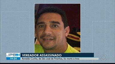 Vereador é morto após tentar impedir assalto em São José de Piranhas, PB, diz polícia - Dois adolescentes suspeitos foram apreendidos em flagrante e encaminhados para a Delegacia de Polícia Civil de Cajazeiras.