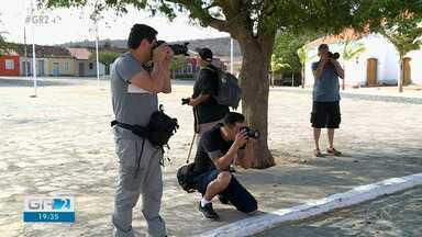 Treze amantes da fotografia desbravarem parte do Sertão baiano e pernambucano - A última parada foi em Caboclo, povoado de Afrânio.