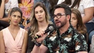 Padre Fábio de Melo fala de 'férias' da rede social - 'Faz esquecer quem somos'
