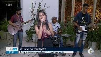Bairro José e Maria terá forró de Luany Moraes e solidariedade - Evento será realizado no domingo.