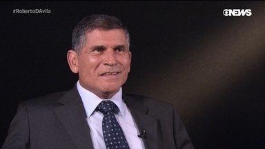 A oposição do general Santos Cruz