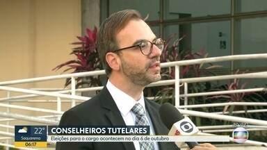 Eleições para o cargo de conselheiro tutelar acontecem no dia 6 de outubro - Os eleitos vão atuar em 19 conselhos espalhados pelo Rio.