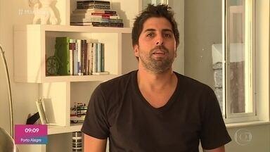 Gabriel Louchard explica o golpe do bolinho - O ator brinca com o descontrole nos planejamentos das festas infantis