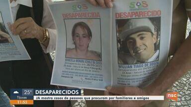 Confira o quadro 'Desaparecidos' desta terça-feira (17) - Confira o quadro 'Desaparecidos' desta terça-feira (17)