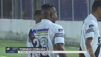 Começa nesta terça a 16ª edição do Torneio Corujão, em Belo Horizonte e região - O campeonato reúne os melhores times de futebol amador. São 16 times de Belo Horizonte e 16 da região metropolitana.