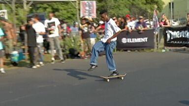 Suzano é palco de mais uma edição do Skate Jam - Os amadores disputaram uma vaga para o torneio da Flórida, Estados Unidos, com tudo pago.