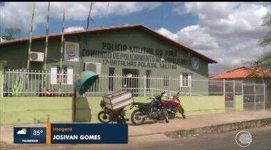 Polícia prende 3 suspeitos de adoção ilegal no Piauí - Polícia prende 3 suspeitos de adoção ilegal no Piauí