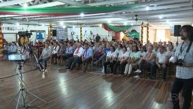 Sessão da Câmara de Vereadores é realizada em CTG em Passo Fundo - Ação é realizada pelo quinto ano e promove a tradição.