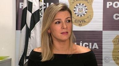 Principal suspeito de ter estuprado criança de 5 anos é indiciado em Santa Maria - Assista ao vídeo.
