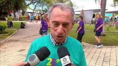 Jornal do Almoço felicita Lauro Quadros, que está de aniversário nesta quinta (19) - Assista ao vídeo.