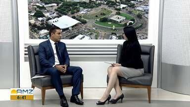 Presidente do Sindifisco fala sobre a Reforma Tributária - Jorge Teixeira cita os benefícios da Reforma Tributária para o desenvolvimento econômico do país.