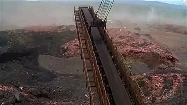 PF indicia 13 pessoas pelo rompimento da barragem da Vale em Brumadinho (MG) - Funcionários da Vale e da empresa de consultoria TÜV SÜD foram indiciados por falsidade ideológica e uso de documentos falsos. Tragédia deixou 249 mortos e 21 desaparecidos.