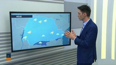 Chuva deve perder força neste fim de semana na região Oeste - A a partir de domingo o tempo começa a firmar.