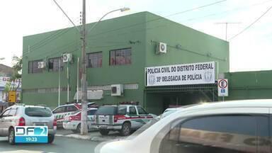 Polícia apreende adolescente que forjou sequestro em Sobradinho - Segundo as investigações, o jovem de 16 anos fingiu ser vítima de uma quadrilha para tirar dinheiro da própria família. Outras 5 pessoas também foram presas.