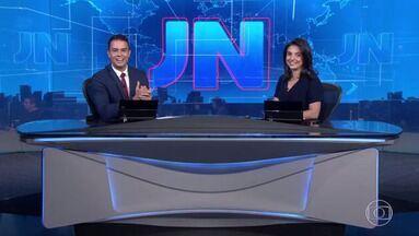 Jornal Nacional, Íntegra 21/09/2019 - As principais notícias do Brasil e do mundo, com apresentação de William Bonner e Renata Vasconcellos.