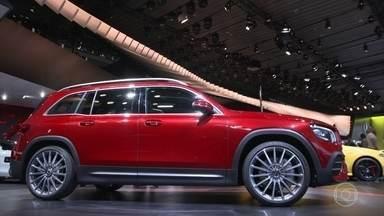 Salão de Frankfurt: veja o presente e o futuro dos SUVs - Maior evento das fabricantes de automóveis mostra tendências do setor.