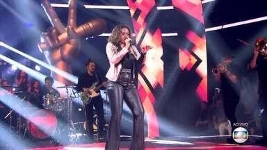 """Lara Alanys canta """"Bang"""" - Lulu Santos analisa a apresentação da cantora"""