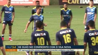 Dirceu está de volta ao Londrina - Zagueiro foi recontratado pelo clube.