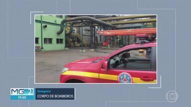 Funcionário morre em empresa por causa de vazamento de gás - Funcionário morre em empresa por causa de vazamento de gás