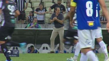 Cruzeiro oficializa saída de Rogério Ceni do comando do time - Cruzeiro oficializa saída de Rogério Ceni do comando do time