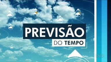 Massa de ar seco cobre todo o Noroeste - Paranavaí vai ter máxima de 29ºC, Cianorte com 28ºC e Umuarama 31ºC.
