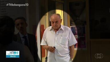 Pai e irmão de ex-governador também foram presos pela Polícia Federal - Pai e irmão de ex-governador também foram presos pela Polícia Federal