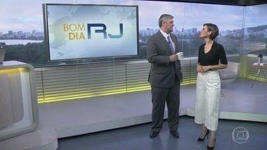 Bom Dia RJ - Edição de sexta-feira, 27/09/2019 - As primeiras notícias do Rio de Janeiro, apresentadas por Flávio Fachel, com prestação de serviço, boletins de trânsito e previsão do tempo.