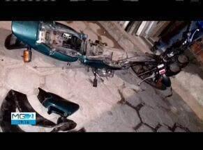 Cinco homens foram presos suspeitos de esquema de desmanche de motos no Vale do Aço - A PM recebeu informações que o desmanche de motocicletas funcionava no Bairro Bom Jardim.