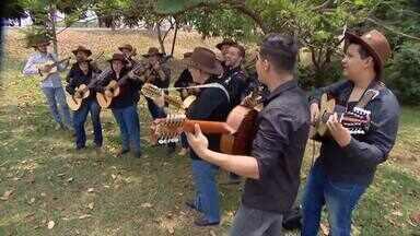 Da culinária à música, evento celebra 'mineiridades' em Uberlândia - 'Minas a queijo e viola' movimenta fim de semana no Triângulo Mineiro.
