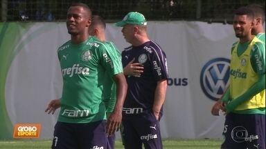 Palmeiras enfrenta o Inter e busca a sexta vitória seguida com Mano Menezes - Palmeiras enfrenta o Inter e busca a sexta vitória seguida com Mano Menezes