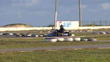 Campeonato Sergipano de Kart acontece em Aracaju - Campeonato Sergipano de Kart acontece em Aracaju