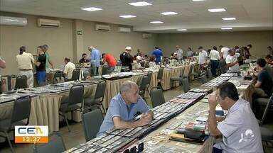 Encontro reúne colecionadores em Fortaleza - Saiba mais em g1.com.br/ce