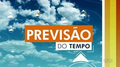 Fim de semana será de sol em toda a região norte do estado - A temperatura chega aos 29º em Londrina e neste sábado (28) e no domingo chega aos 31º.