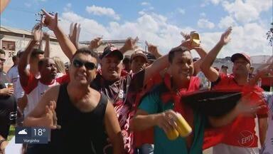 'Pouso Alegre' vai para a semifinal da segunda divisão do Campeonato Mineiro - 'Pouso Alegre' vai para a semifinal da segunda divisão do Campeonato Mineiro