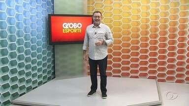 Confira o Globo Esporte-AL desta segunda-feira (30/09), na íntegra - saiba as novidades do esporte alagoano
