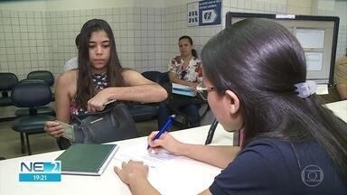 Ciee oferece 365 vagas de estágio em diversas áreas em Pernambuco - Média da jornada de trabalho é de seis horas.