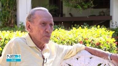 Pioneiro na TV pernambucana, morre o publicitário e apresentador Luiz Geraldo - Ele se destacou com o programa Black Tie.