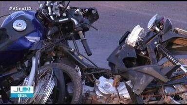 Três pessoas morrem em acidentes envolvendo motocicletas em Belém e no interior do PA - Colisões ocorreram durante o fim de semana.