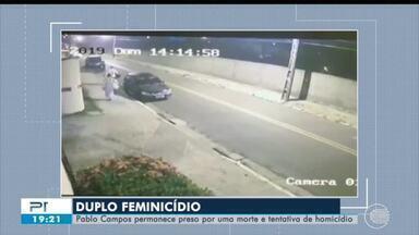Homem atropela namorada e amiga e é preso suspeito de feminicídio - Homem atropela namorada e amiga e é preso suspeito de feminicídio
